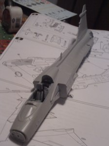 Step 2 - Fuselage Assembly